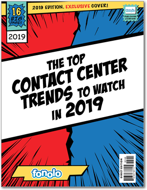 The Top Contact Center Trends to Watch in 2019