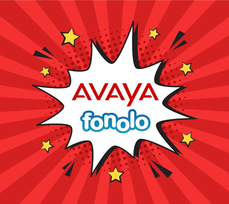 Catch Fonolo at Avaya ENGAGE 2020