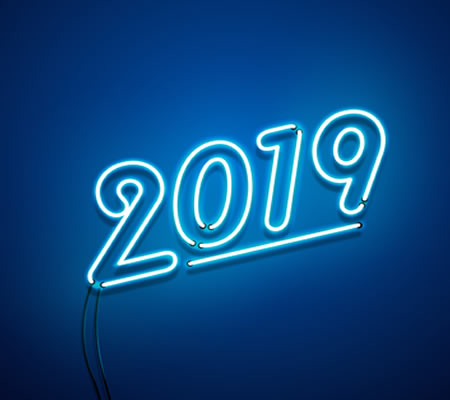 Goodbye 2018 Hello 2019 Contact Centers