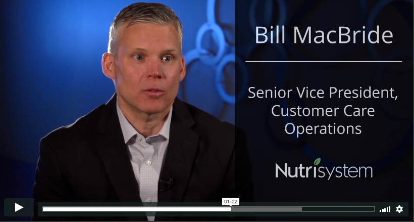 Call Spikes 101 Video - Nutrisystem