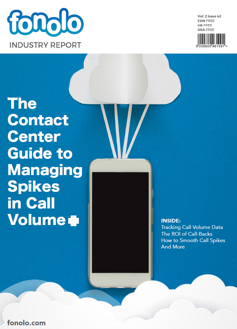 Managing Call Volume Spikes Industry Report
