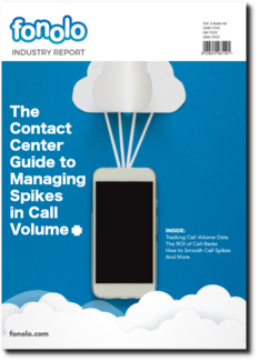 The Call Center Guide to Managing Spikes in Call Volume [cover final]