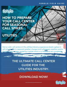 How to Prepare Your Call Center for Seasonal Spikes: Utilities