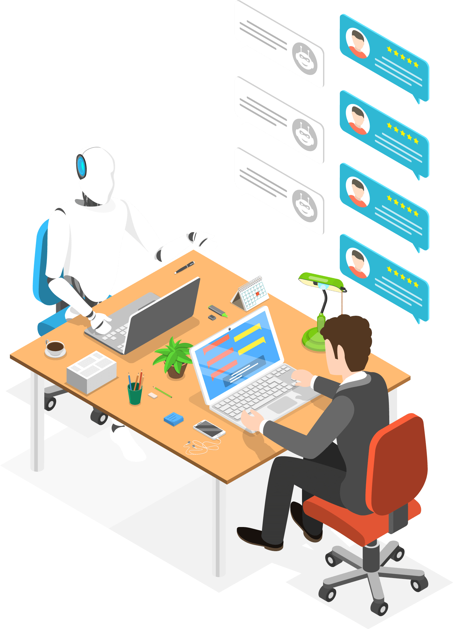 The True Role of AI in the Contact Center